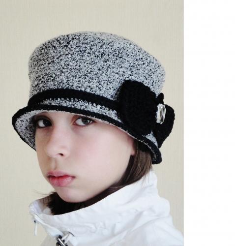 Шляпы вязание спицами