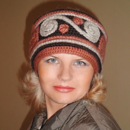 Вязание шарфа схемы