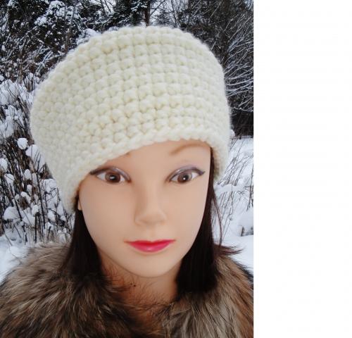 Вязаные шапки - Ольга