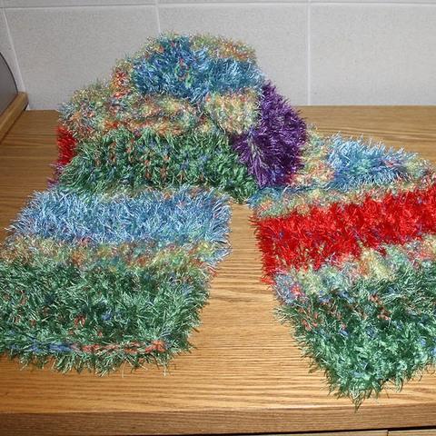 Вязание жилета спицами, вязание