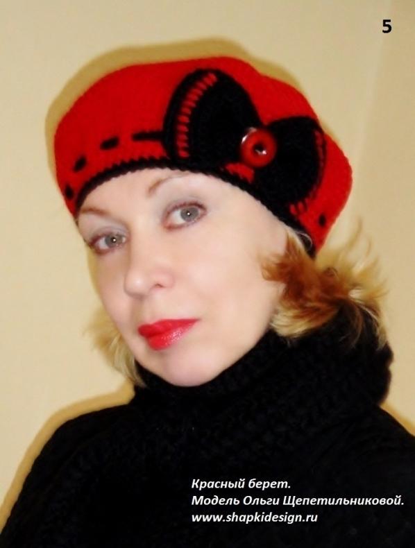 И вязание шапок для понятной схемой и