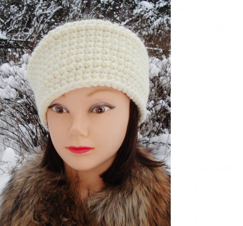Как связать красивую шапочку на зиму 63